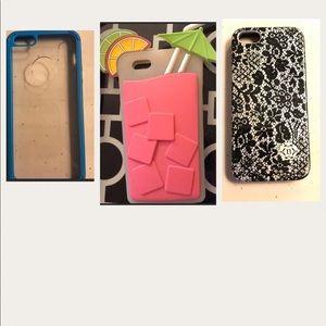 iPhone 5,5s,SE Case Bundle!
